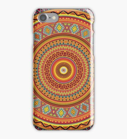 Mandala Aztec Pattern iPhone Case/Skin