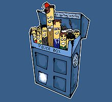 Doctor who cigarette by Arry
