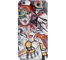 Clown Chairs iPhone Case/Skin