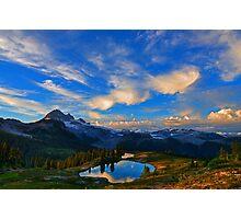 Elfin Lakes, Garibaldi Provincial Park, BC Photographic Print
