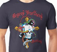 tattoo snake by rogers brothers Unisex T-Shirt