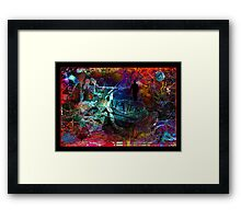 The Movies Framed Print