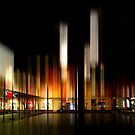 Night in the city. III by Bluesrose