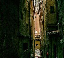 Siena passage by borjoz