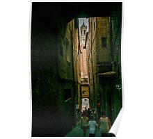 Siena passage Poster
