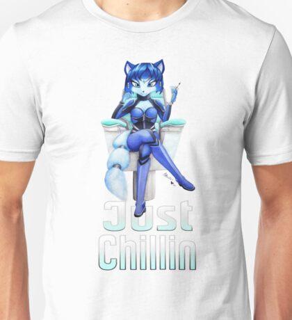 Krystal is Chillin  Unisex T-Shirt