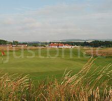 Luffness New Golf Club by justbmac