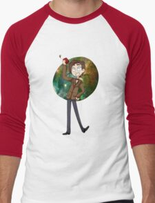 Eleventh Doctor Men's Baseball ¾ T-Shirt