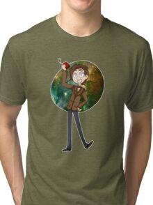Eleventh Doctor Tri-blend T-Shirt