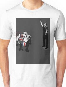 let the dogs go... T-Shirt
