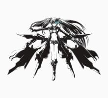 Black Rock Shooter by OkaNieba