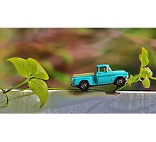 truckin bud Photographic Print