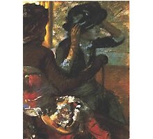 Edgar Degas French Impressionism Oil Painting Photographic Print