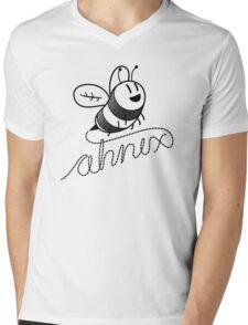 Mr. Bumble Mens V-Neck T-Shirt