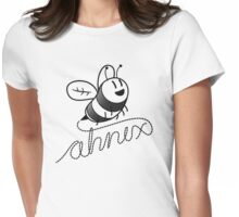 Mr. Bumble Womens Fitted T-Shirt