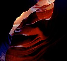 Antelope Canyon Colors by Gianni Cicalese