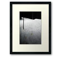 Levitate Me Framed Print