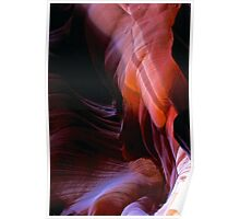 Color & Lights Antelope Canyon Poster