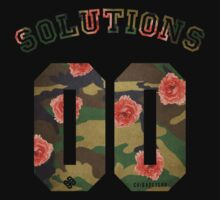 99 problems? 00 solutions! *Floral Camo* by Chigadeteru