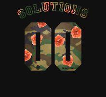 99 problems? 00 solutions! *Floral Camo* Unisex T-Shirt
