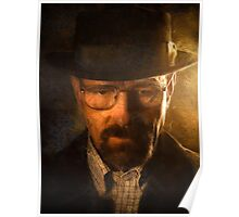 Heisenberg - Breaking Bad Poster