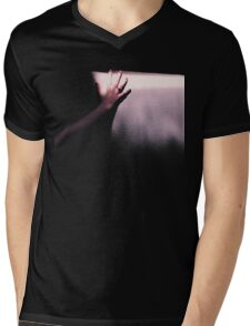 Chasing Light Mens V-Neck T-Shirt
