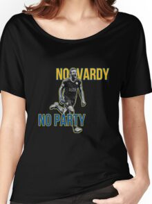 No Vardy No Party Women's Relaxed Fit T-Shirt