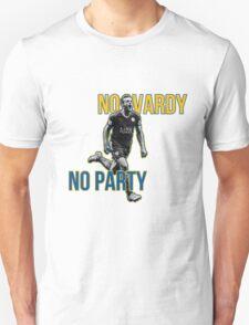 No Vardy No Party T-Shirt