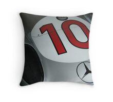Mercedes Benz Throw Pillow
