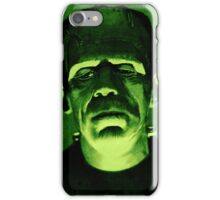 frankenstien iPhone Case/Skin