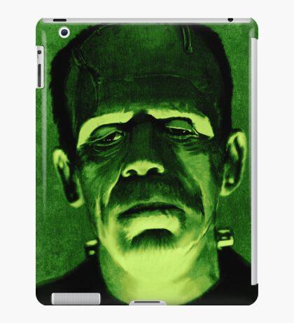 frankenstien iPad Case/Skin