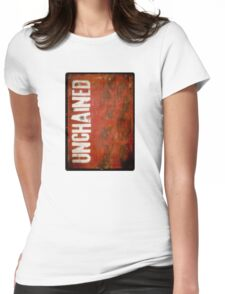 Unchained Womens Fitted T-Shirt