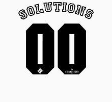 99 problems? 00 solutions! *Black* Unisex T-Shirt