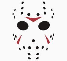 Halloween Hockey Mask Jason Friday 13th Ideology by ideology