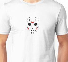 Halloween Hockey Mask Jason Friday 13th Ideology Unisex T-Shirt