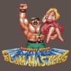 Saturday Night Slam Masters: Mike Haggar by JDNoodles
