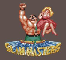 Saturday Night Slam Masters: Mike Haggar by JDNoodles