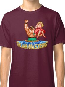 Saturday Night Slam Masters: Mike Haggar Classic T-Shirt
