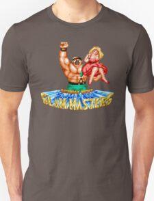 Saturday Night Slam Masters: Mike Haggar T-Shirt