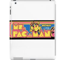 Do you miss Pac, Man? iPad Case/Skin