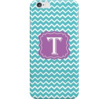 Chevron T iPhone Case/Skin
