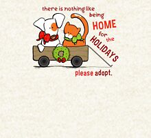 Patch & Rusty : Nothing like Home for Holidays Hoodie