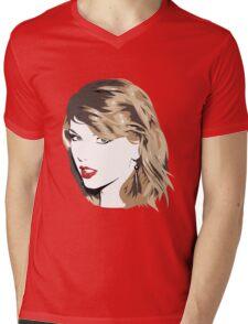 Taylor Swift 1989 Mens V-Neck T-Shirt