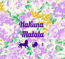 Hakuna Matata  by iAnelka