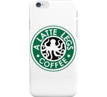 A Latte Legs : Coffee iPhone Case/Skin