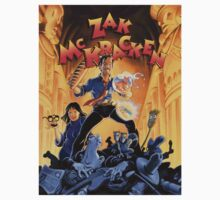 Zac McKracken One Piece - Short Sleeve