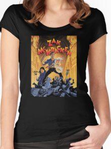 Zac McKracken Women's Fitted Scoop T-Shirt