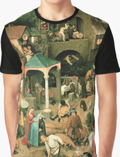 Fleet Foxes Graphic T-Shirt