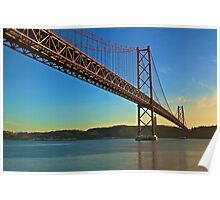 Togo Bridge Poster