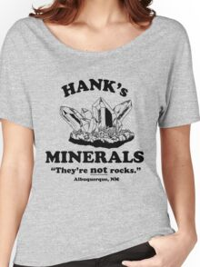 Hank's Minerals Women's Relaxed Fit T-Shirt